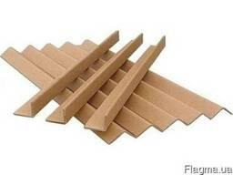 Уголок картонный (защитный) – для упаковки