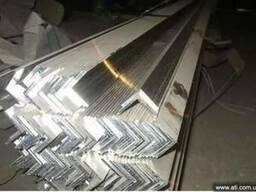 Уголок АМГ2, АМГ2 ПР 100-13* нд, уголок алюминиевый, амг