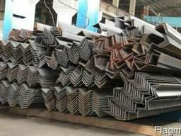 Уголок металлический (стальной) 25х25х3 мм. 6м новый