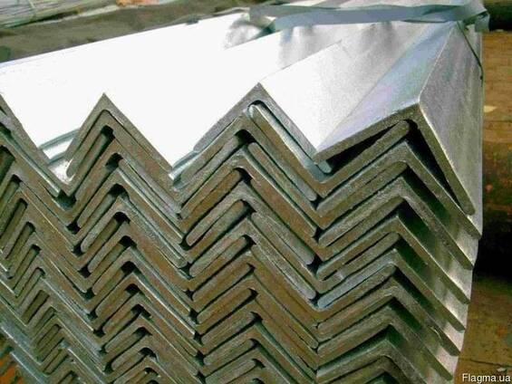 Уголок кутик нержавеющий катанный AISI 201