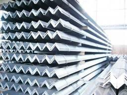 Уголок алюминиевый АД31 размеры на складе