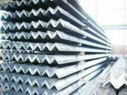 Уголок н/ж AISI 304 От 20х20 до 100х100 стенка 1-8 мм