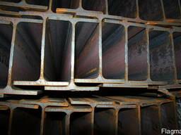 Уголок, Швеллер, Балку двутавровую со склада и под заказ
