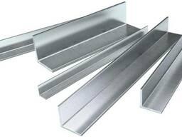Алюминиевый уголок 80x40x10