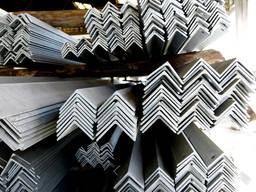 Уголок алюминиевый анод 50х50х2мм