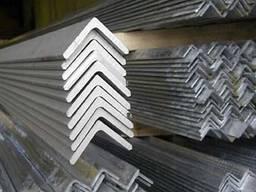 Алюминиевый уголок 100 алюминий мягкий и твердый