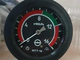 Указатель давления масла Т-150 МТЗ манометр МТТ-16 МД225