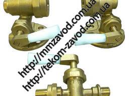 Запорное устройство указателя уровня жидкости 12б3бк