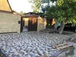 Укладка тротуарной плитки Харьков