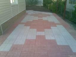 Укладка тротуарной плитки, природного камня Кременчуг