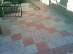 Укладка тротуарной плитки, природного камня Кременчуг - фото 2