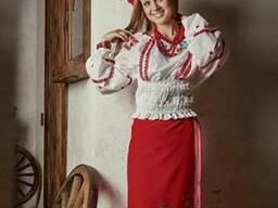 Украинские национальные костюмы для взрослых