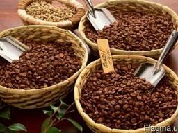 Кава свіжого обсмаження в зернах