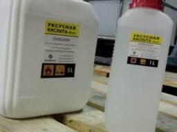 Уксусная кислота (Ледянка) 99,9%