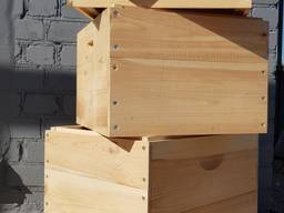 Улей для пчел рамки до вулика улик пчелопакеты мед мёд бджолопакети