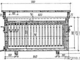 Улей лежак на 24 рамки (Классика пчеловодства)