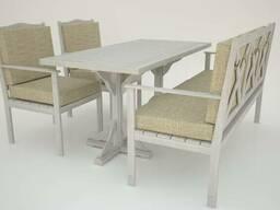 Уличная мебель для сада и летних площадок в наличии