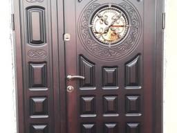 Входные бронированные двери(изготовление, монтаж)