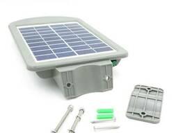 Уличные LED фонари 2W на солнечных батареях.Освещение=0грн