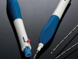 UltraClip ® Dual Trigger ткани молочной железы Маркер