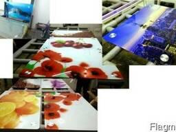 Ультрафиолетовая печать по стеклу и зеркалу