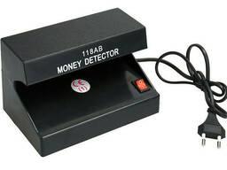 Ультрафиолетовый детектор валют 118AB от сети 220В