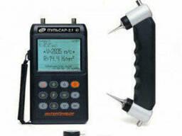 Ультразвуковой прибор для контроля прочности Пульсар-2. 1