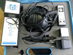 Ультразвуковой течеискатель SDT (Бельгия)