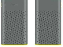 УМБ портативное зарядное 20000 мАч Hoco Rege B31, серое