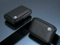 УМБ портативное зарядное с дисплеем 10000 мАч Hoco J53 Exceptional, черное
