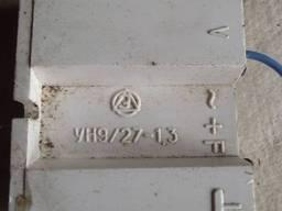 Умножитель ун9/27-1.3, видикон ЛИ-23