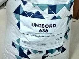 Unicol итальянский клей расплав Unibord 636