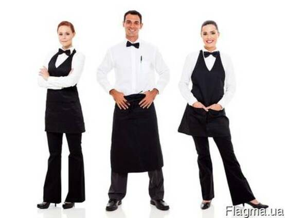 Униформа для барменов и официантов