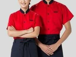 Униформа для повара под заказ пошив