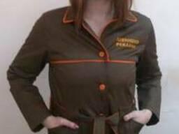 Униформа для сферы обслуживания, промоодежда