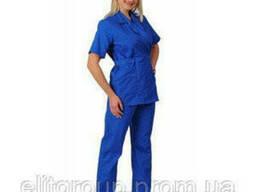 Униформа медицинская для женщин. Спецодежда