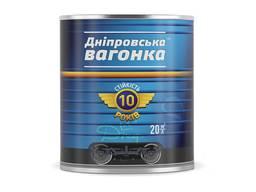 """Уникальный продукт эмаль ПФ - 133 """"Днепровская вагонка"""""""