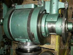 Универсальная делительная головка Н135 + планшайба, патрон ф160 мм, задняя бабка.