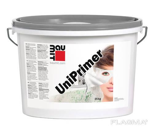 Универсальная грунтовочная смесь Баумит UniPrimer 25 кг