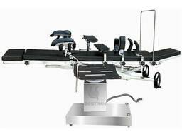 Універсальний механічний операційний стіл (управління. ..