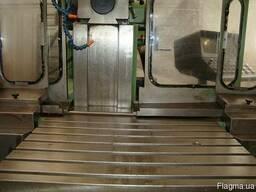 Универсально фрезерный станок с ЧПУ фирмы Deckel FP3a, 1987 - фото 7