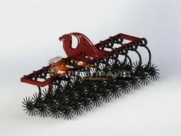 Универсальный культиватор мотыга, лущильник, Verti-Till