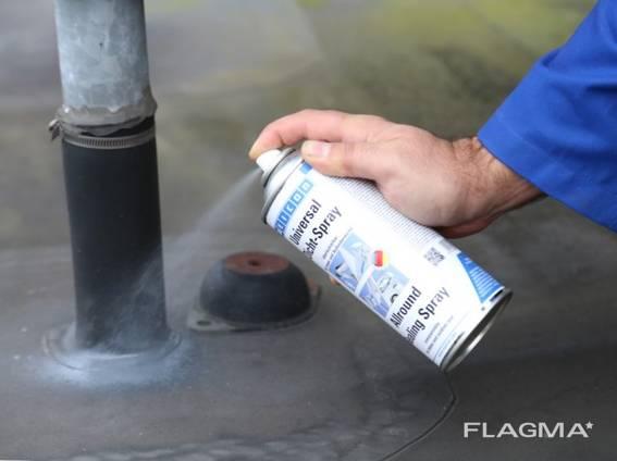 Универсальный спрей-герметик (400мл). Распыляемый пластик