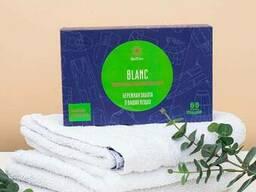 Универсальные пластины для стирки Blanc 60 штук