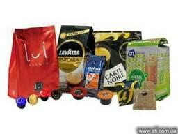 Упаковка для чалд и капсул кофе