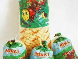 Упаковка для кукурузных палочек , лаваша