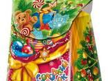 Упаковка для новогодних подарков Новогодний мешок 700г. - фото 1