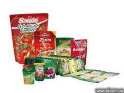 Упаковка для пастеризуемых и стерилизуемых продуктов
