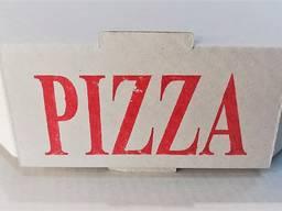 Упаковка для пиццы 32 белая