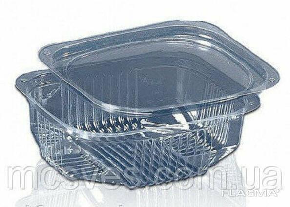 Упаковка для салатов и полуфабрикатов ПС-180 (250 мл). ..